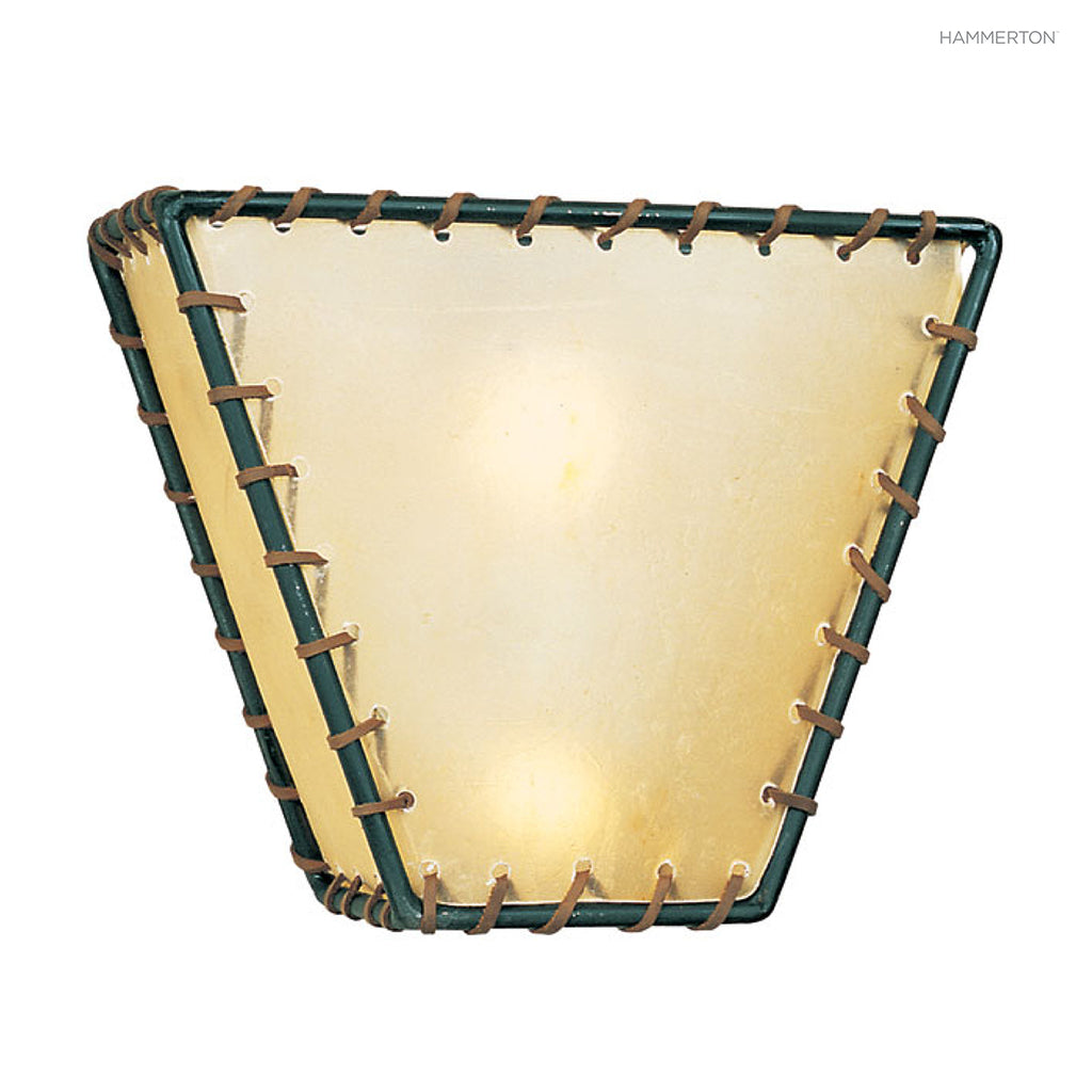 CS5016 Log and Timber Cover Sconce