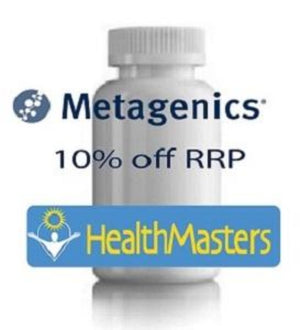 Metagenics NeuroCalm 120 tabs 10% off RRP | HealthMasters