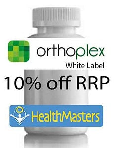 ORTHOPLEX Clinical C 60t 10% off RRP | HealthMasters