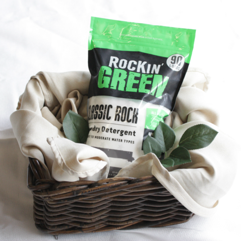 Rockin' Green - Classic Rock - Unscented