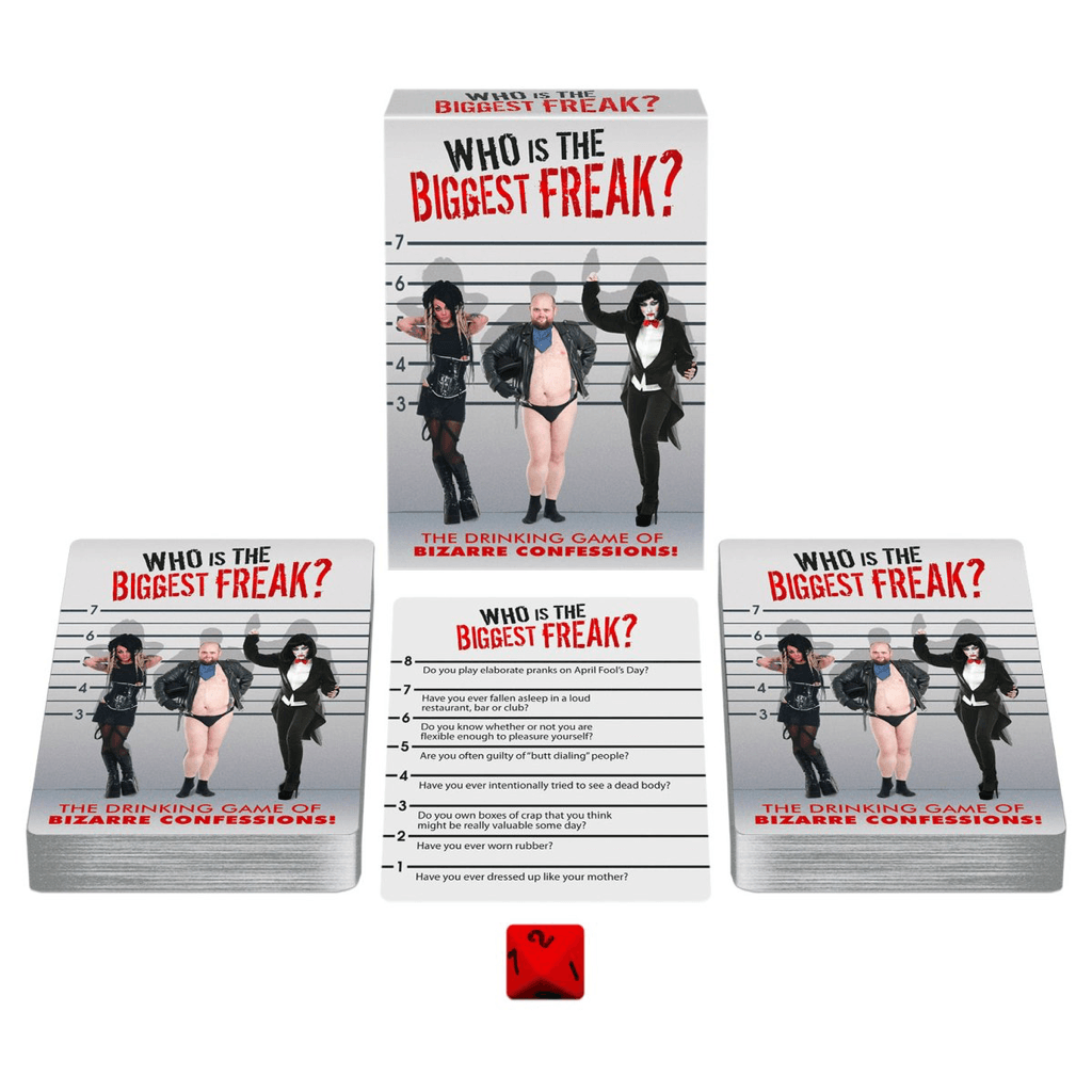 Who's the Biggest Freak? by Kheper Games - rolik