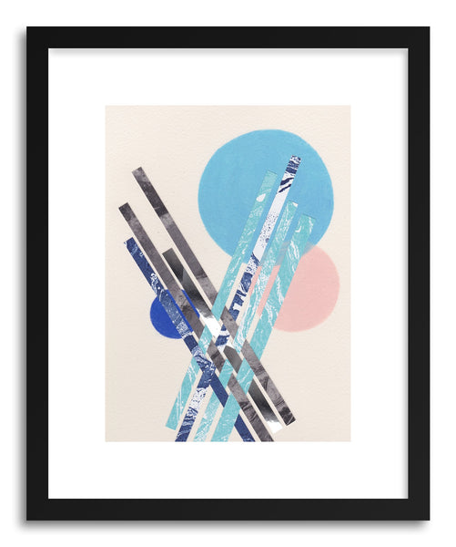Art print Moons No.5 by artist Jane Philipps