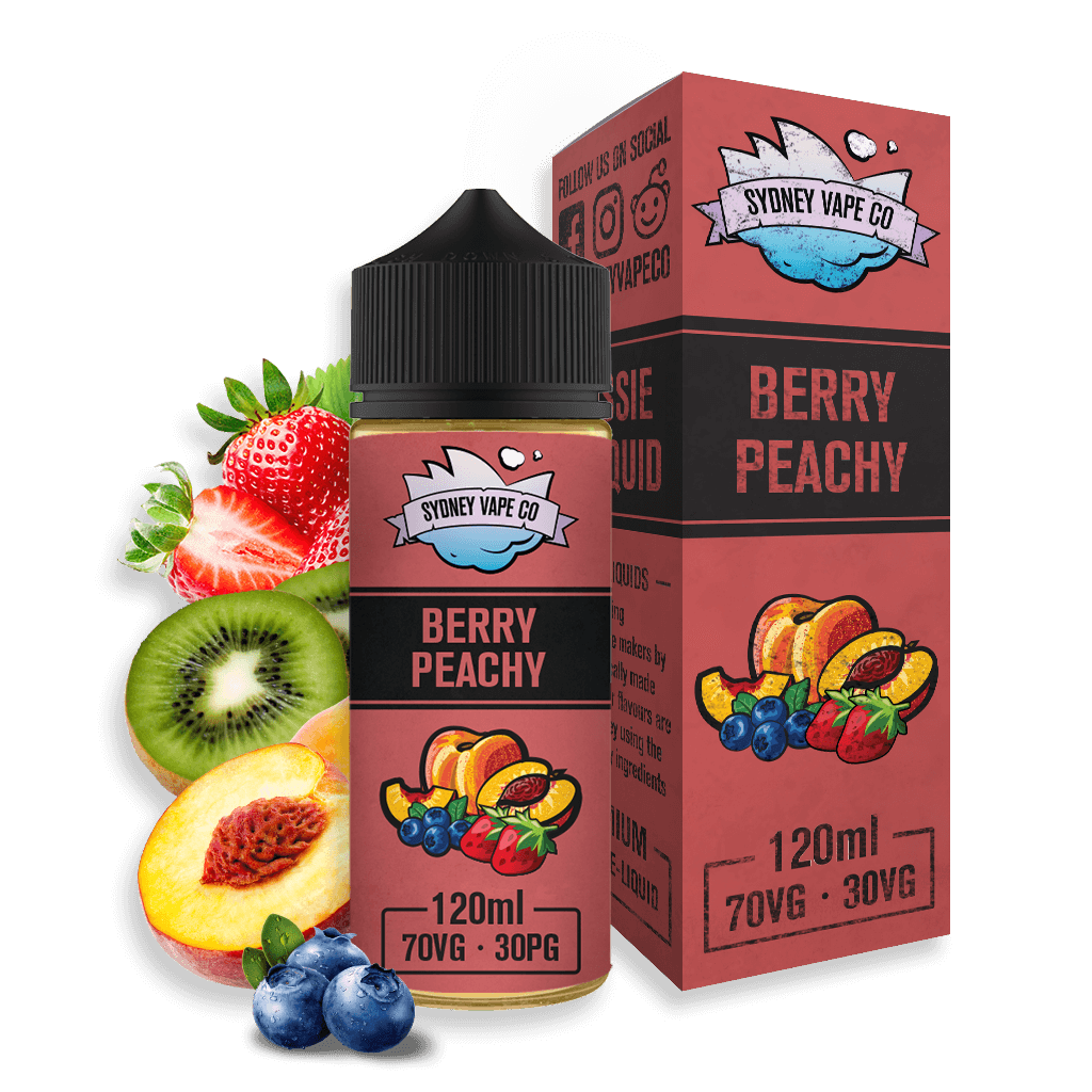 Berry Peachy