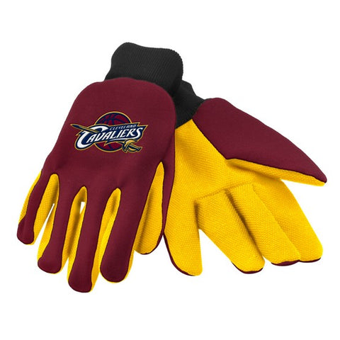 Cleveland Cavaliers Colored Palm Glove
