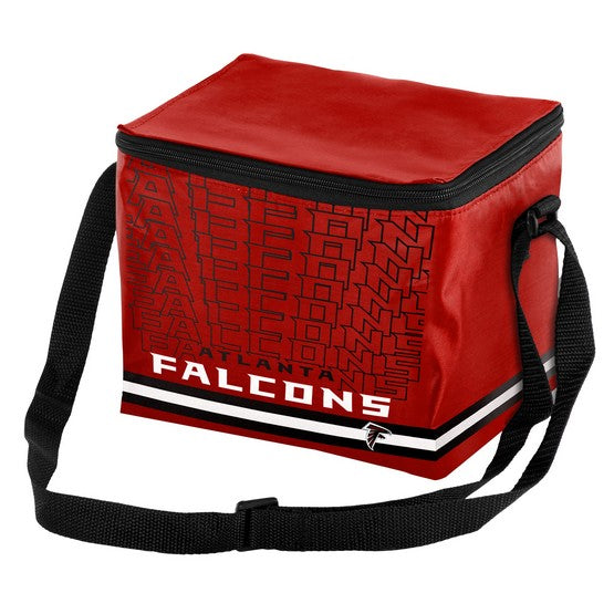 Atlanta Falcons Impact 6 Pack Lunch Bag