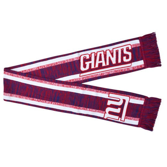 New York Giants Knit Color Blend Scarf