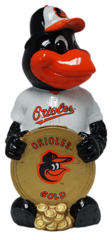 Baltimore Orioles Mascot Coin Bank
