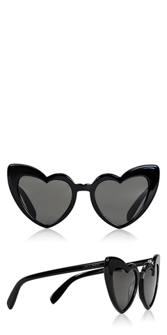 SL 181 LouLou Black Sunglasses