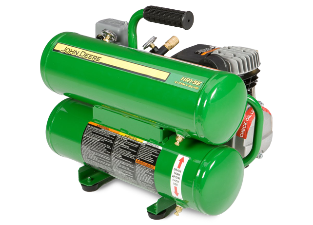 JOHN DEERE HAND-CARRY ELECTRIC COMPRESSOR HR1-5E