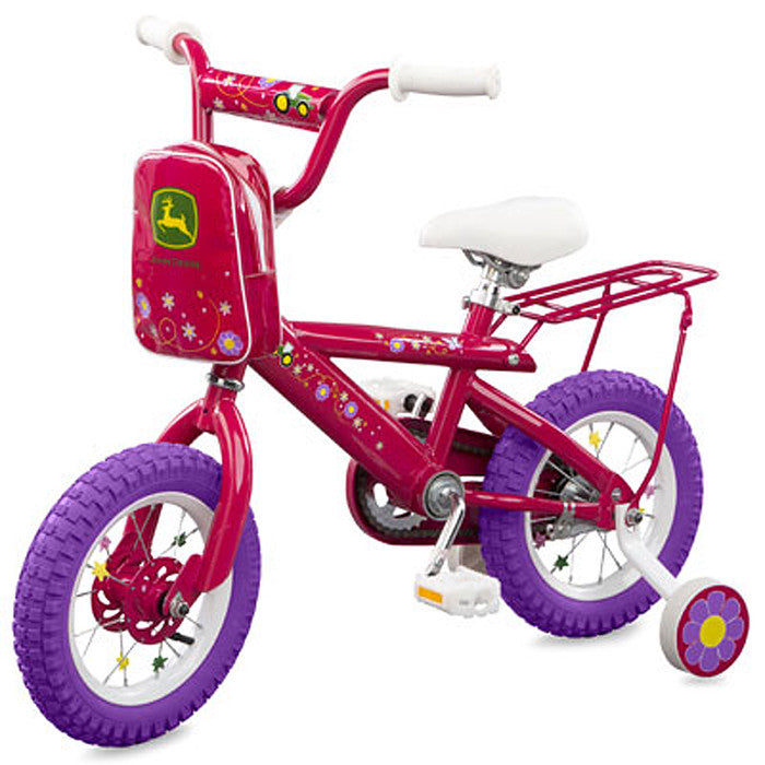 12inch Bright Pink Bicycle Product ID: LP53340