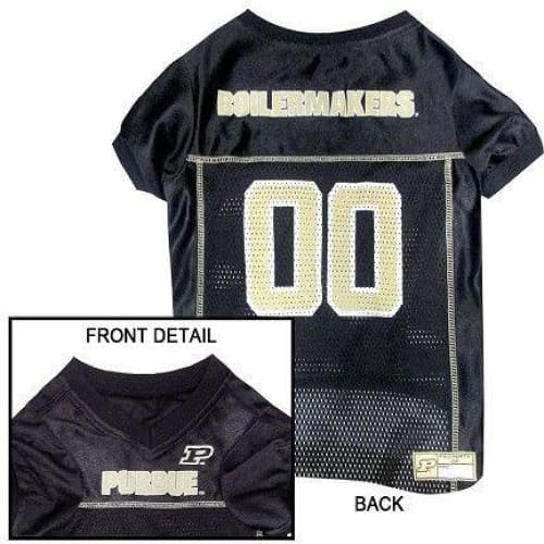 Purdue University Dog Jersey - 1