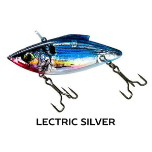 Rat-L-Trapper Hard Baits TrapperTackle Lectric Silver