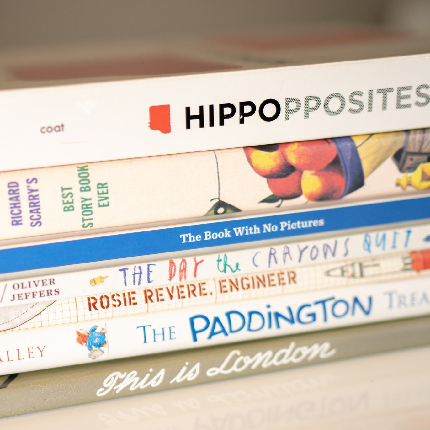 Kids Book Subscription Service