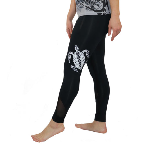 Honu Black Yoga pants