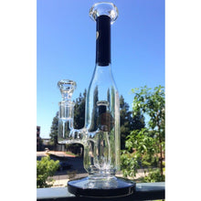 bougie glass bong