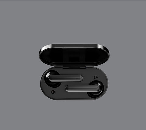QCY T3 Wireless Bluetooth Earphones Stealth Sports Mini Earbuds - urbehoof