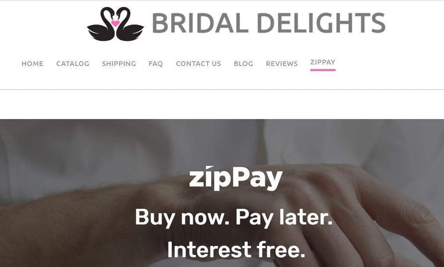 Get your bridesmaid robes easily now with buy now, pay later and zipPay