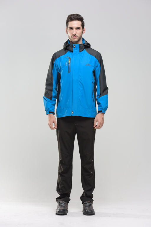Men's Water- & Windproof Jacket - Model