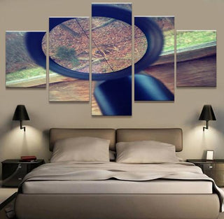 5 Pieces Sniper Hunting Deer Canvas - It Make Your Day
