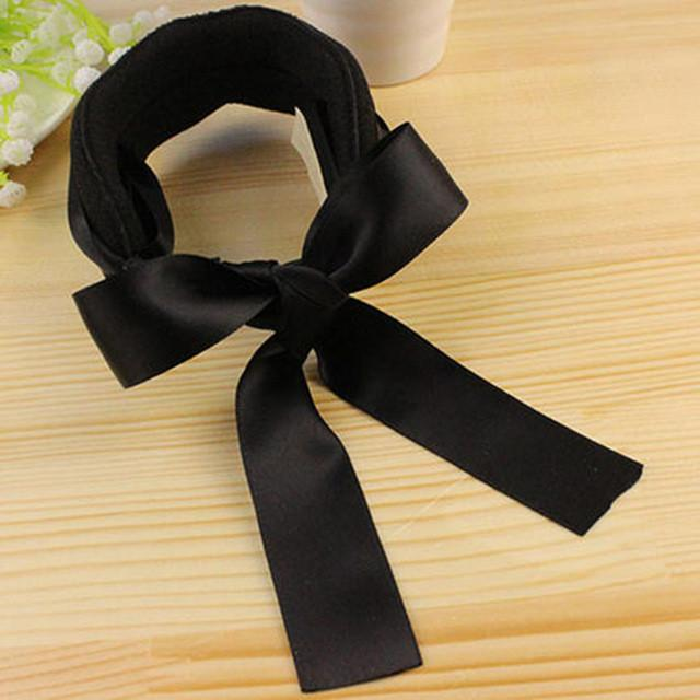 1 PC Fashion Women Lady Girls Magic Tools Foam Sponge Messy Donut Bun Hair Style Bows Headwear Hair Accessories - DealsBlast.com