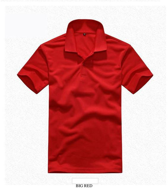 Men Shirt Men's Fashion Polo Shirt Men High Quality Retail Camisa Polo - DealsBlast.com