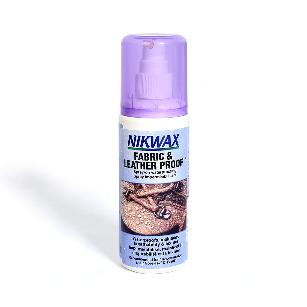 Nikwax Fabric & Leather Waterproofing Spray