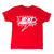 Youth TShirt - Red Hey Ace Family