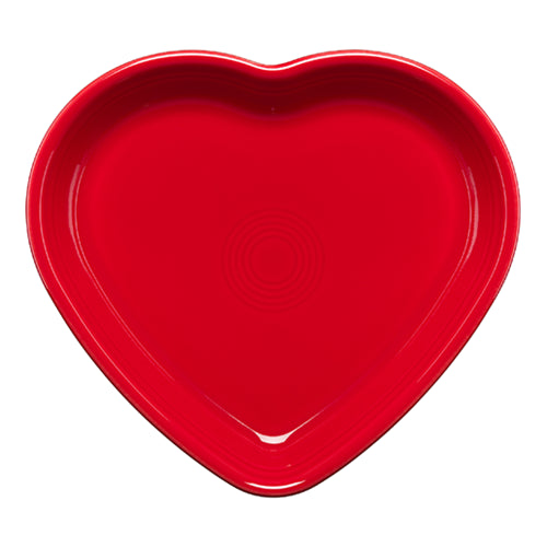 Large Heart Bowl Scarlet (1491)