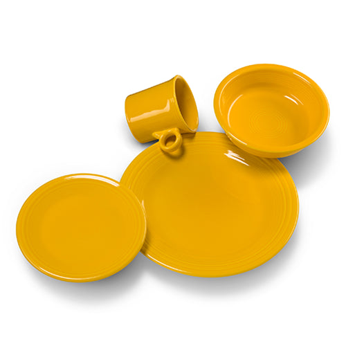 4 piece place setting Daffodil (831)