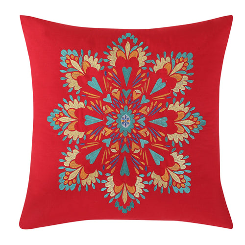 "Medallion 18"" Decorative Pillow"