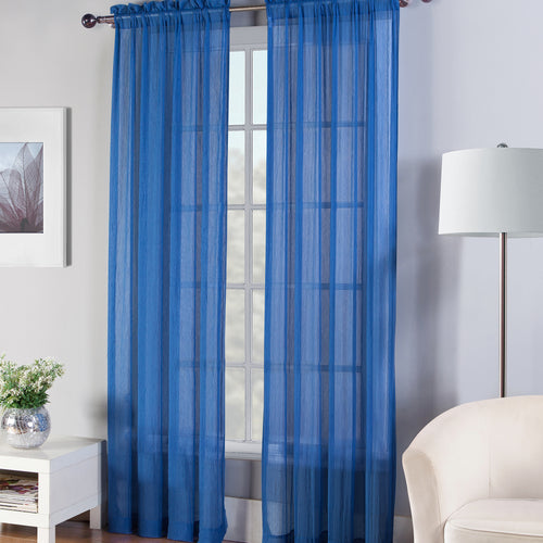 Rod Pocket Sheer 50x84