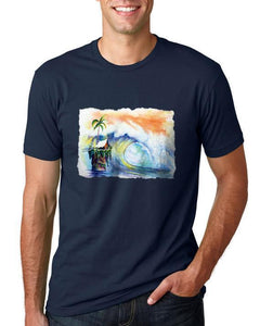 Where the Wild Ones call Home T-shirt-nelsonmakesart