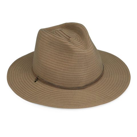 Jasper-Brown__The Jasper is one of our many cool sun hats for men.