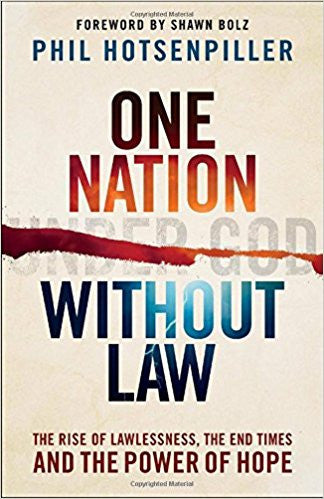 One Nation Without Law Paperback (Pre-Order)