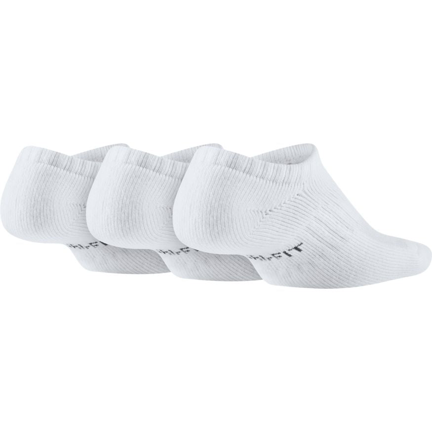 NIKE - PERFORMANCE CUSHIONED NO-SHOW TRAINING SOCKS (3 PAIR)