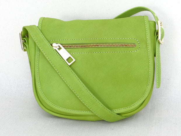 Second Nature Zip Front Saddle Bag ST53