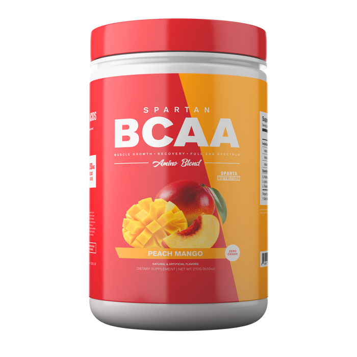 Spartan BCAA by Sparta Nutrition - 30 Serve