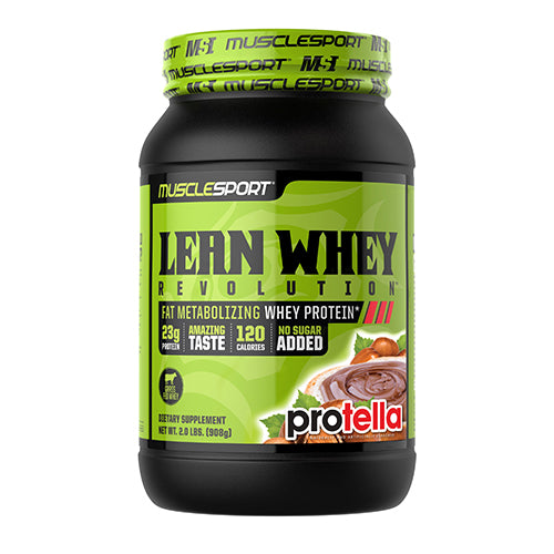 Lean Whey Revolution 2lb by Muscle Sport