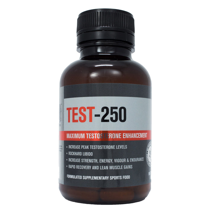 Test 250 by JD Nutraceuticals