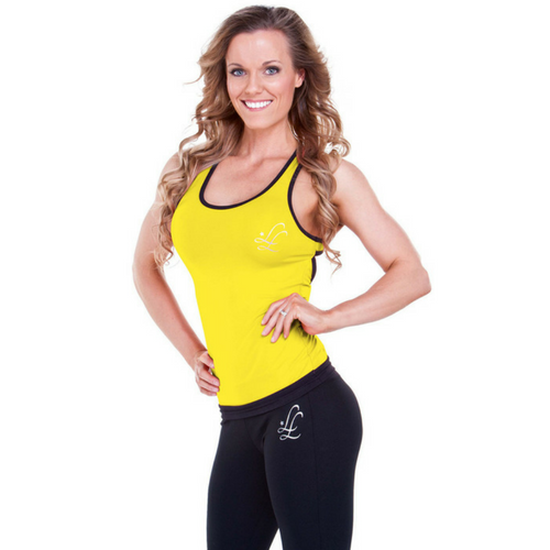 Leeshyloo Activewear Butterfly Top
