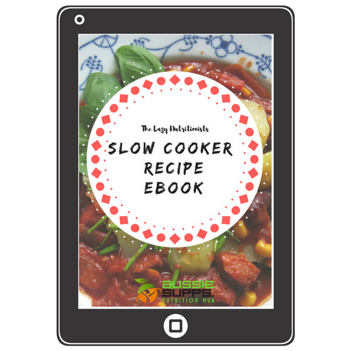 The Lazy Nutritionist Slow Cooker Recipe eBook