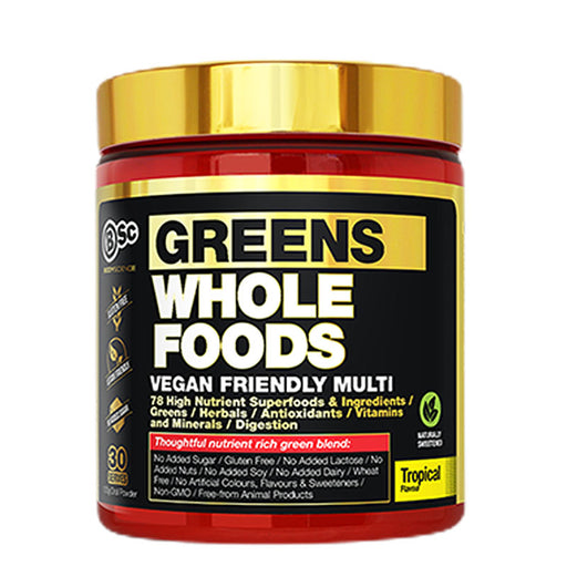 Greens Wholefoods 30 Serves by Body Science