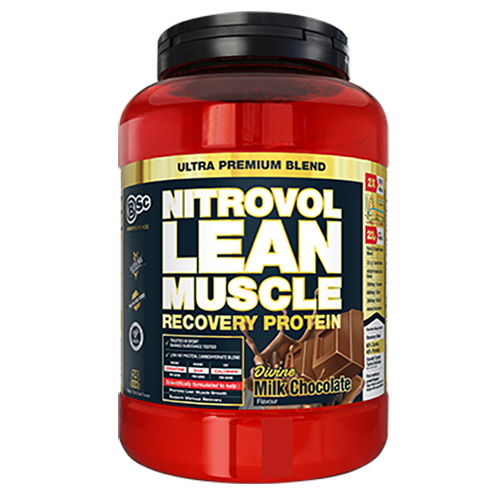 Nitrovol Lean Muscle 1.5kg by Body Science