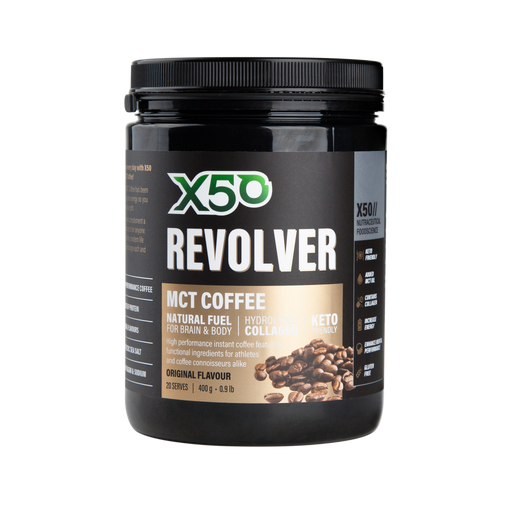 Revolver MCT Coffee by X50