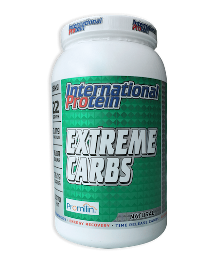 Extreme Carbs by International Protein