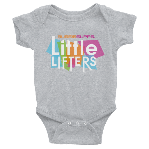 Aussie Supps Little Lifters Baby Bodysuit