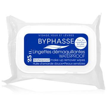 Waterproof  Make-Up Remover Wipes, For sensitive Skin
