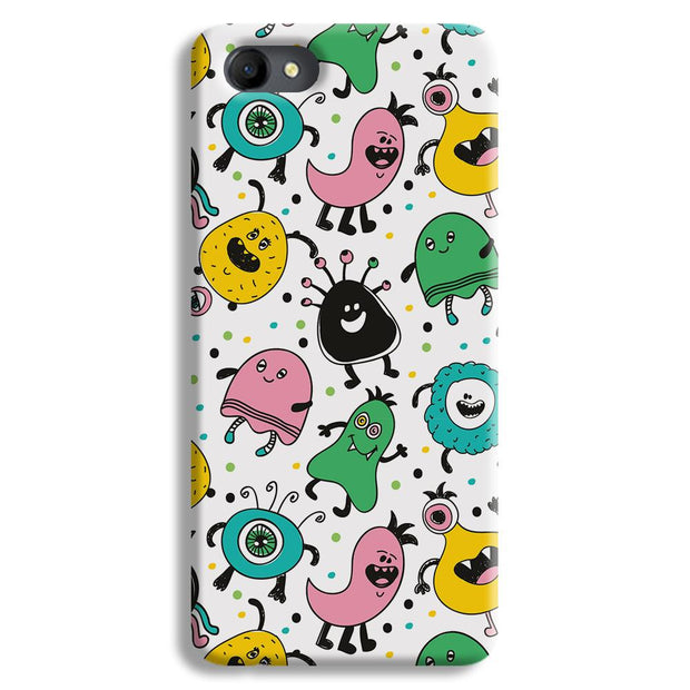 The Monsters Oppo A3 Case