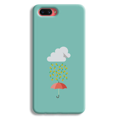 Pineapple Oppo A3s Case