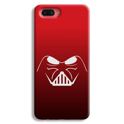 darth vader-Red Oppo A3s Case